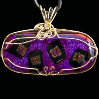 Dichroic Glass For Sale